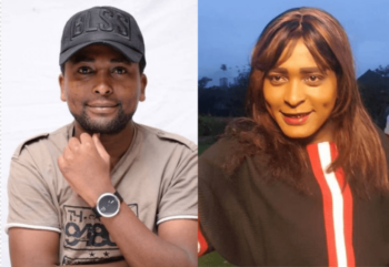 shaniqwaaaaa 350x241 - Kazi ni kazi! This is the real life of cross-dresser comedian Shaniqwa