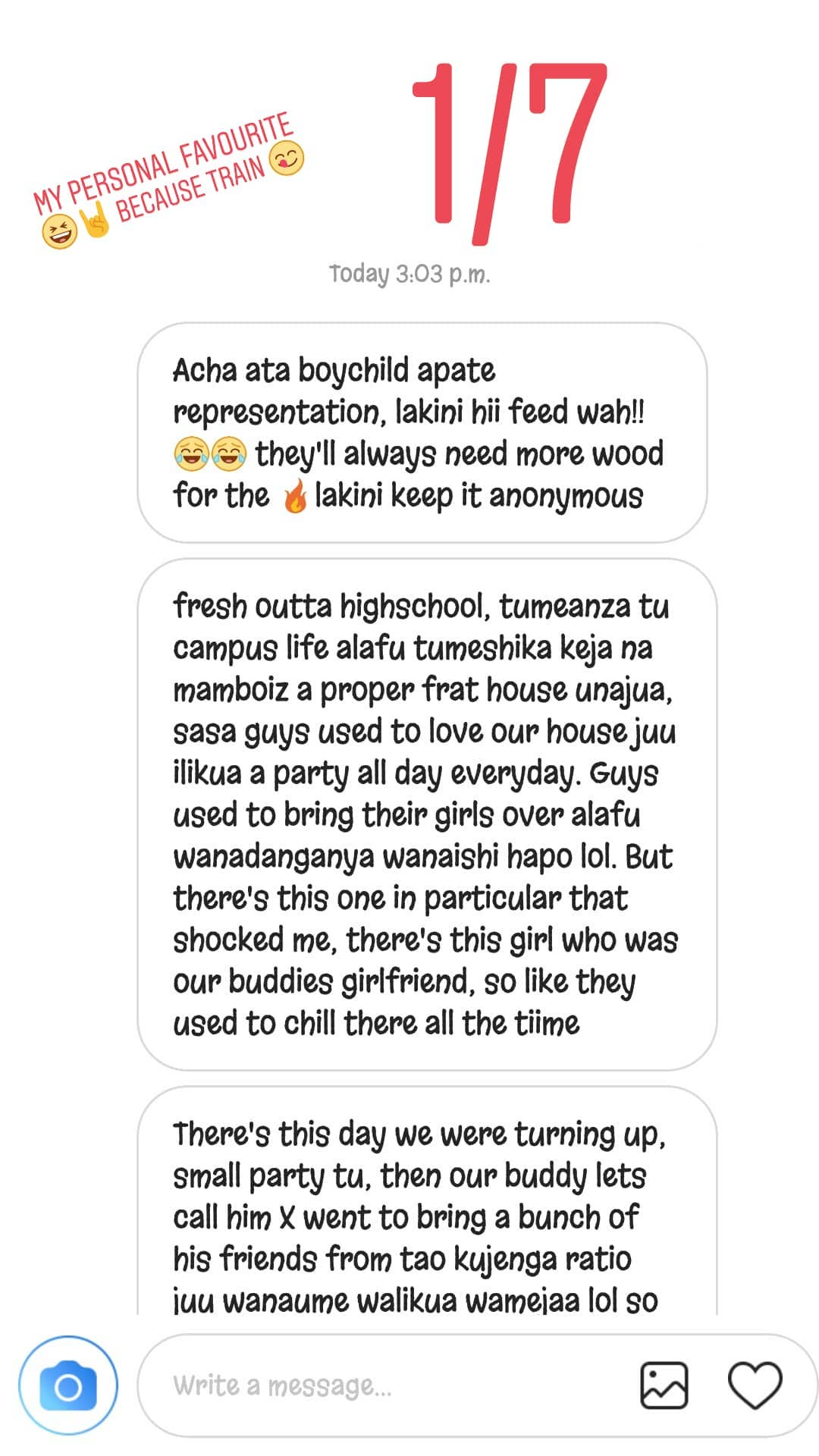women112 - 'I smashed my girlfriend's sister and she tasted better,' Kenyans talk about cheating