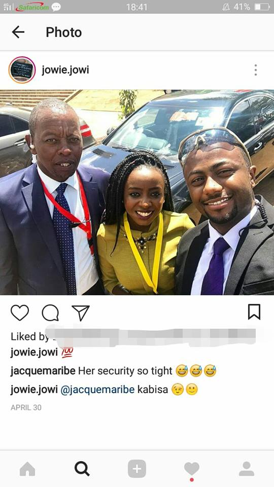 36543229 1990663444300775 4896730482328207360 n - Unmasked! Never before seen photos of Jacque Maribe's ex, Jowie