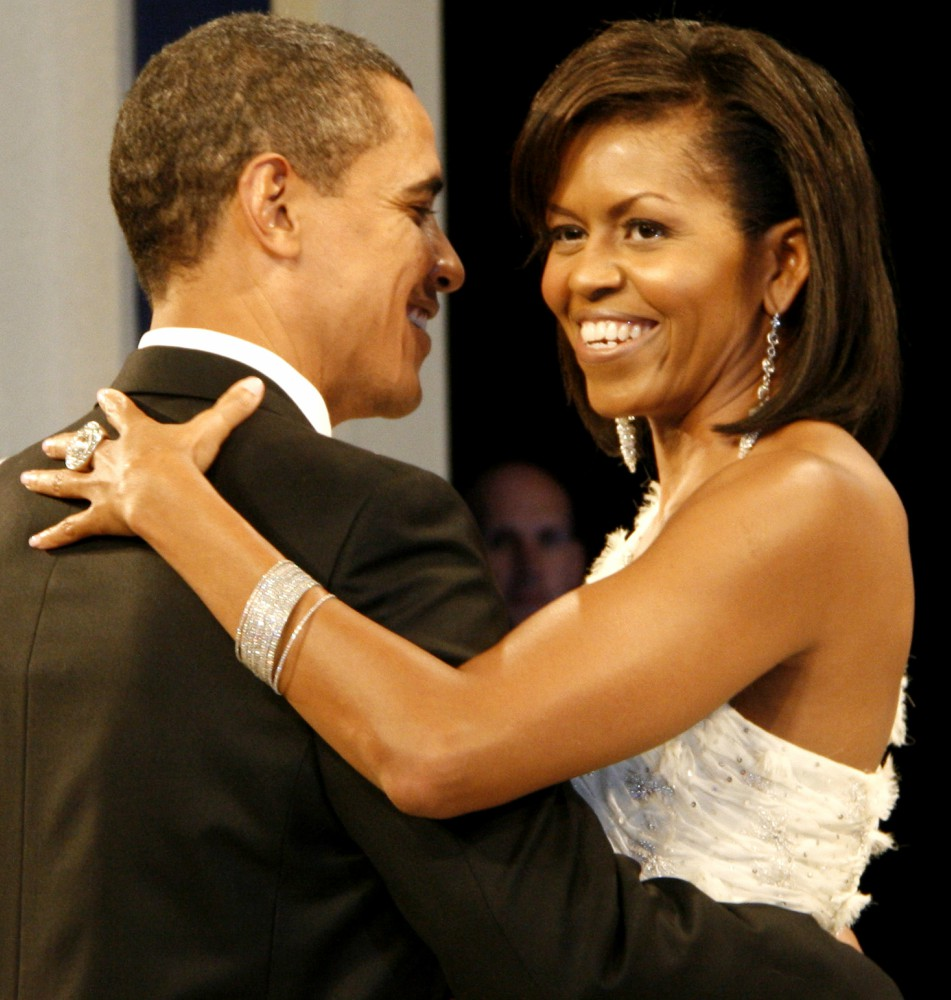 Barack and Michelle Obama_at_the_Home_States_Ball