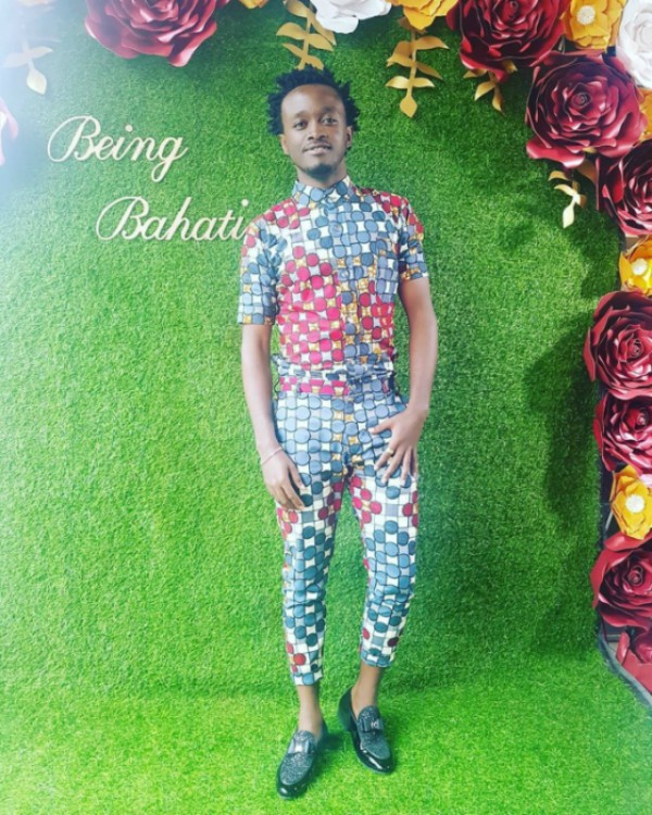 Dit3H2JXUAIGkbj - Afadhali Perfect Match! Kenyans critic Bahati's new reality show