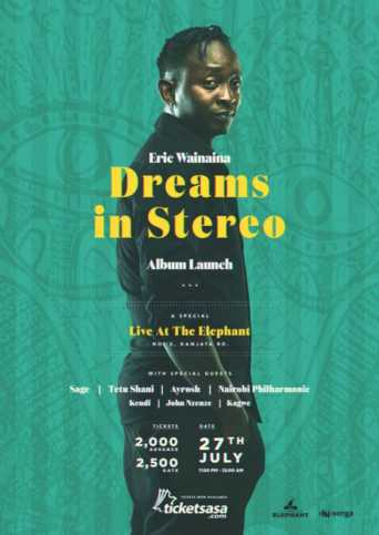 Dreams In Stereo - Poster