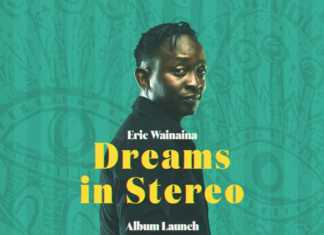 Eric Wainaina - Dreams In Stereo