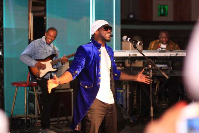 Exclusive: How Mr P of P-Square brought Nairobi to a standstill