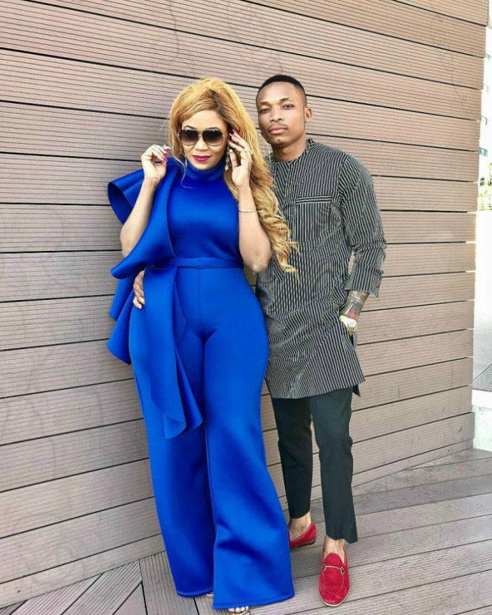 Power couple - Atamfundisha Otile? Vera Sidika praises Senegalese lover's bedroom skills