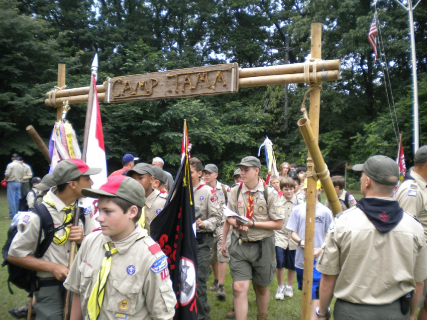 Boy_Scouts_at_Camp_Tama