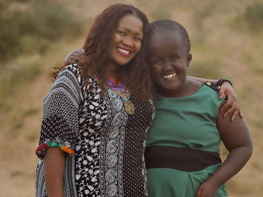 anne - 'Learn to accept yourself,' Anne Ngugi's daughter's moving speech