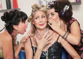 depositphotos 16040013 stock photo ladies gossiping in salon 350x250 - From gossipers to heavy spenders! Here are the types of women you'll find in a salon