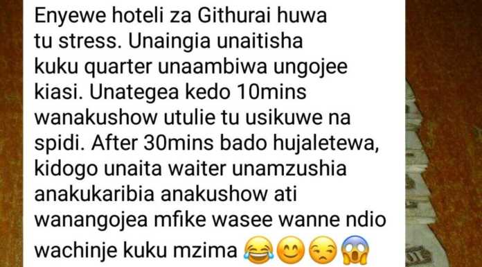 githurai memes5 696x385 - Hilarious! Here are the best of the Githurai memes