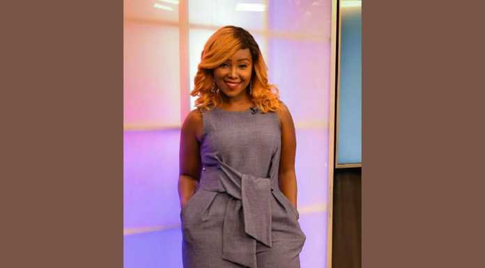 kate actress 1456 696x385 - Like A Snack! Why Catherine Kamau is the best dressed female celebrity