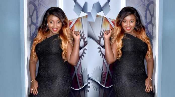kate actress 3 696x385 - Like A Snack! Why Catherine Kamau is the best dressed female celebrity