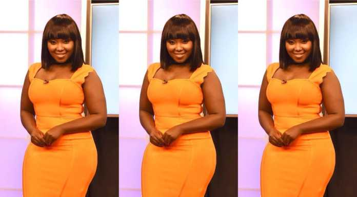 kate actress 4 696x385 - Like A Snack! Why Catherine Kamau is the best dressed female celebrity