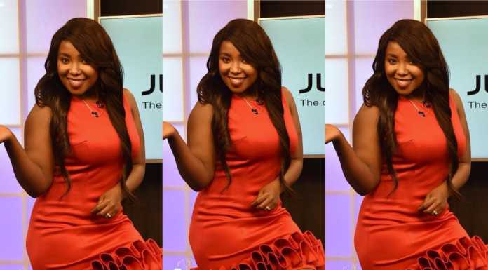 kate actress 67 696x385 - Like A Snack! Why Catherine Kamau is the best dressed female celebrity