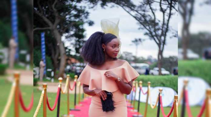 kate actress 78 696x385 - Like A Snack! Why Catherine Kamau is the best dressed female celebrity