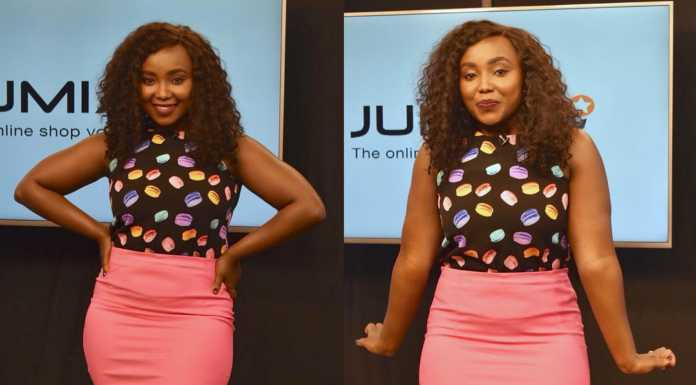 kate actress 8 696x385 - Like A Snack! Why Catherine Kamau is the best dressed female celebrity