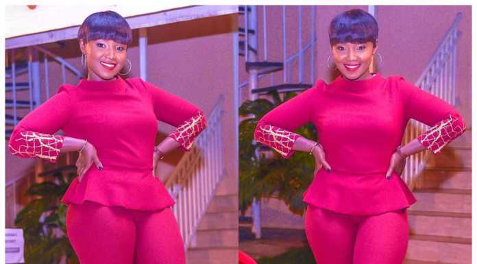 katekate actress  696x385 - Like A Snack! Why Catherine Kamau is the best dressed female celebrity