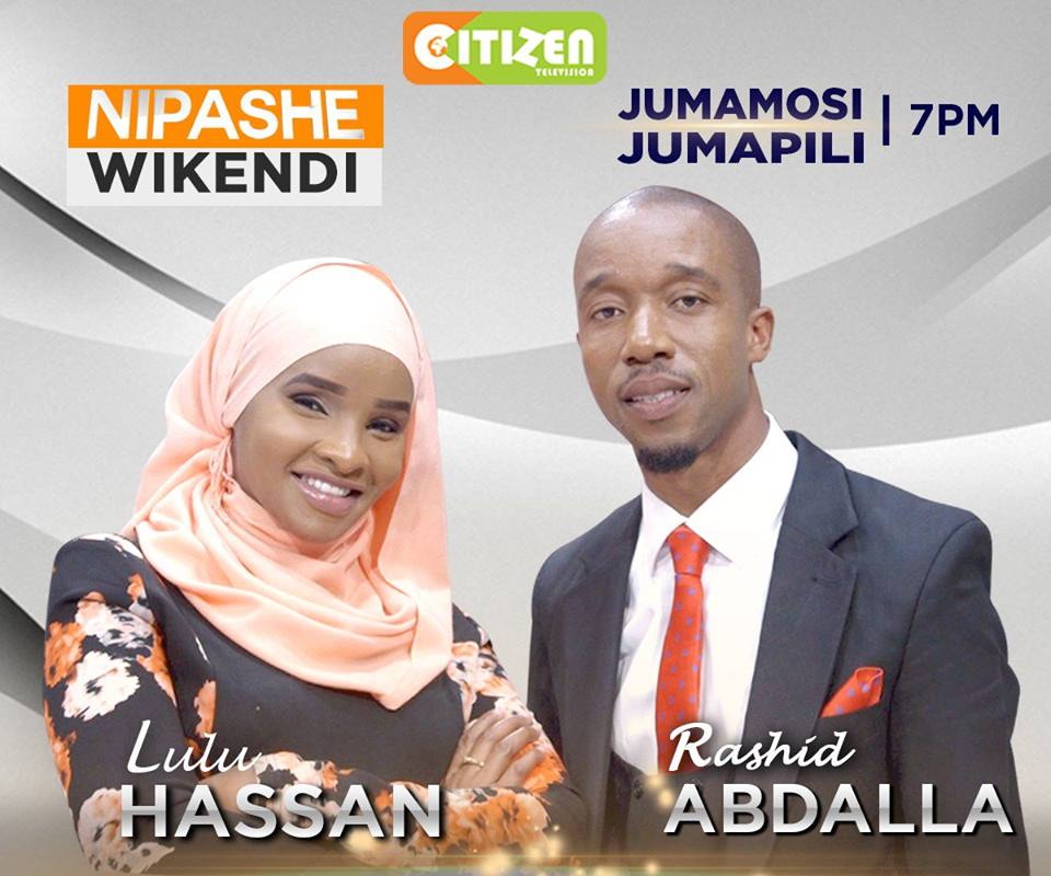 Lulu Hassan and Rashid Abdalla