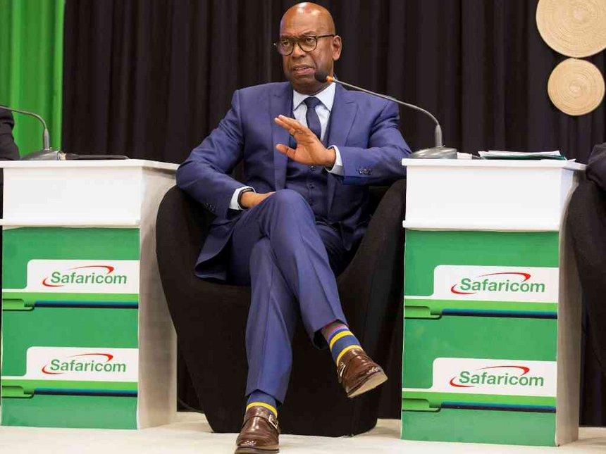1558613 0 - Oh no! You'll cry reading Bob Collymore's last wish