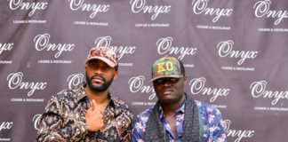 Kevin Obia and Fally Ipupa