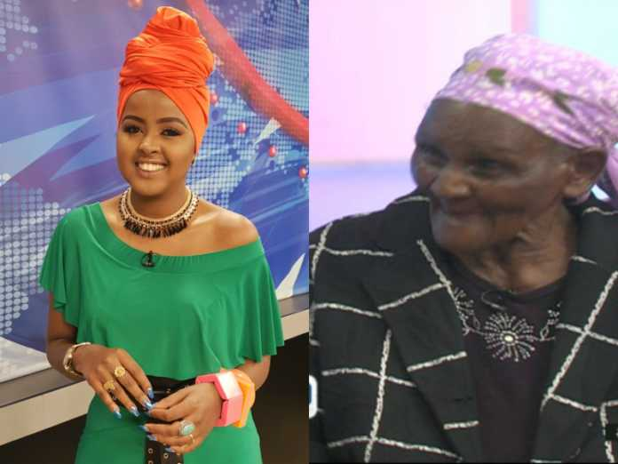 Amina Abdi vs City grandma