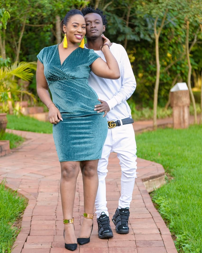Bahati Kenya - 'All that matters is that I love Bahati', Diana Marua tells off ageist critics