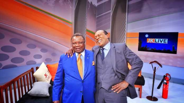 Atwoli on the show