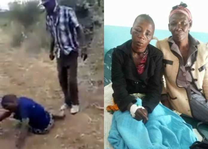 Kamba man beats wife