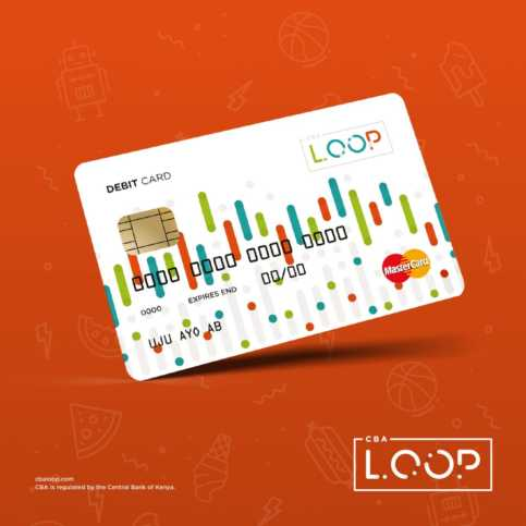 CBA LOOP Credit Card