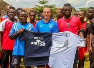 SportPesa Kits For Africa