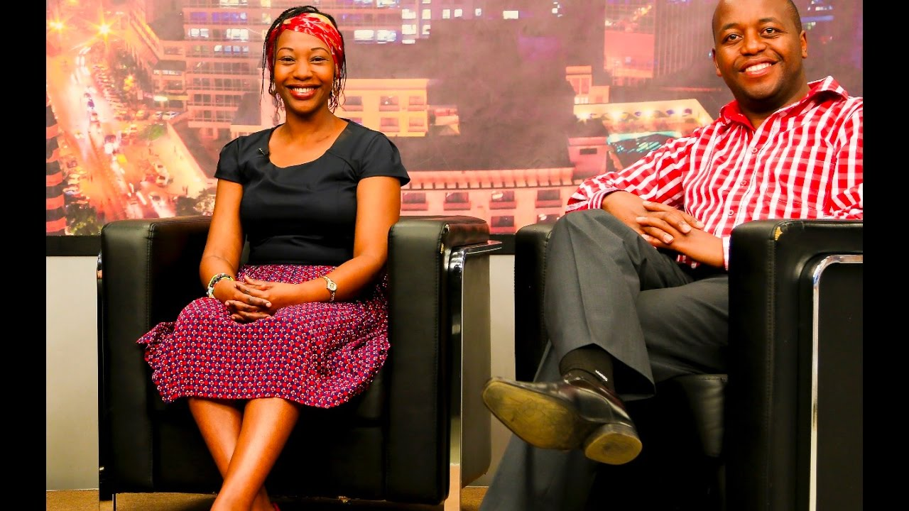 Janet Kanini and George Ikua