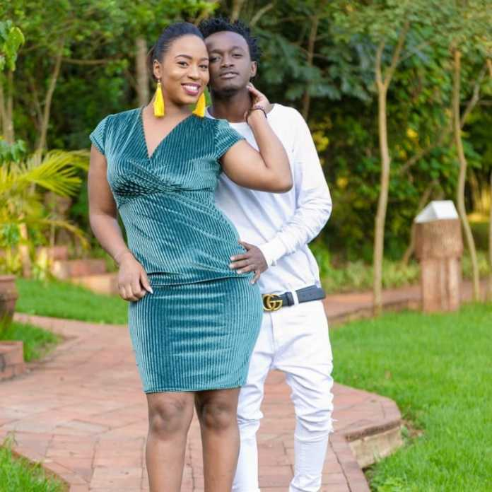 uuwww 696x696 - 'Kijana una kiburi!' Bahati receive backlash after message to Diana and remarks about adopted son