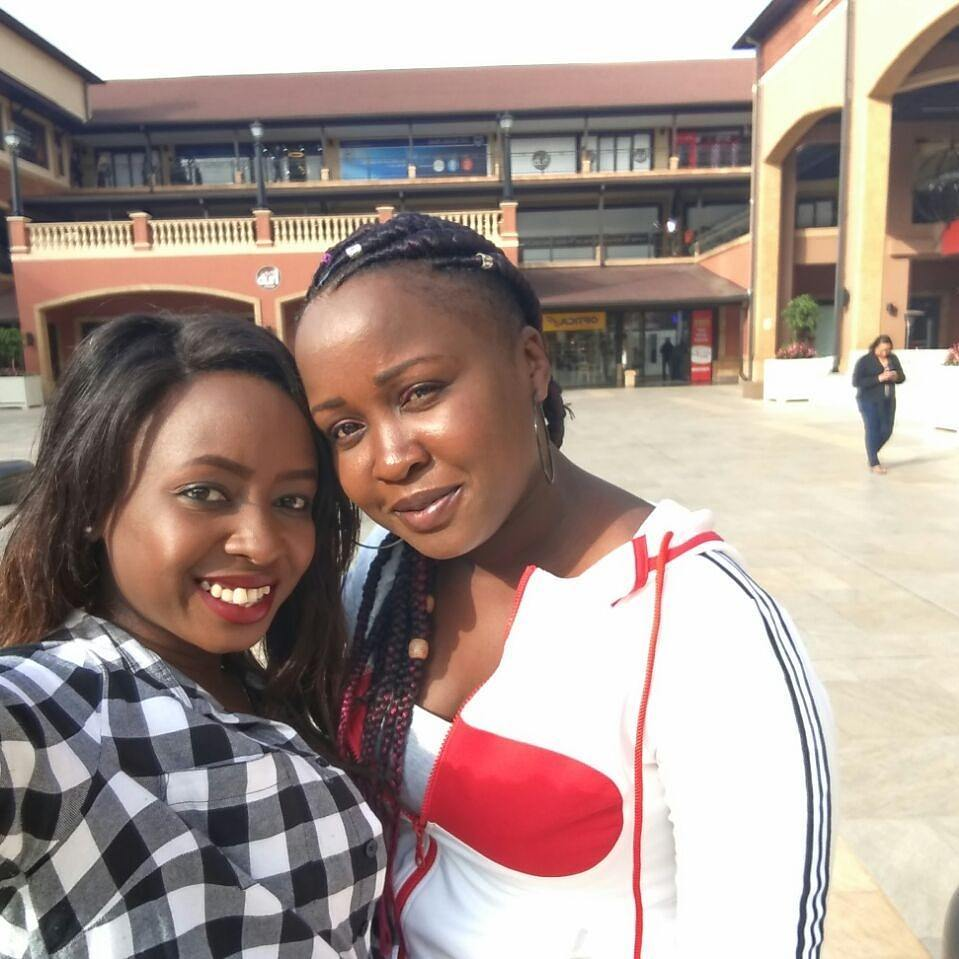 Cate and Jacque Maribe
