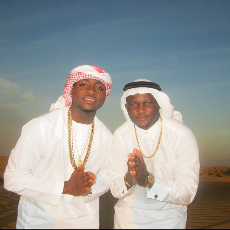 Godiamo with Davido