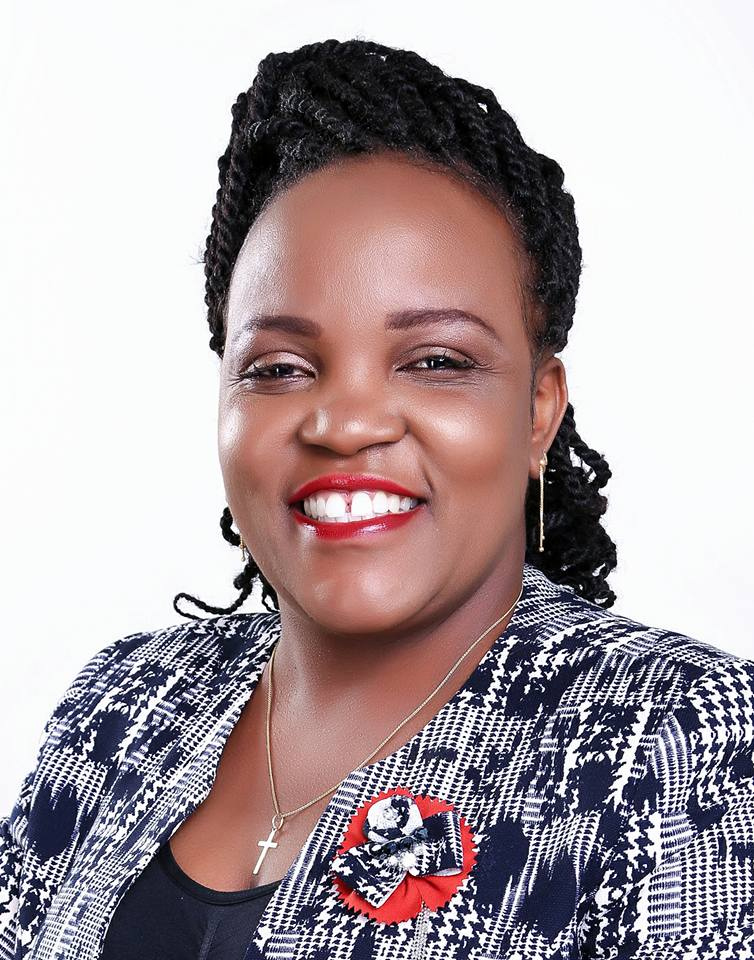 26238971 1937399689857302 8764167298028354957 n - Urembo galore! Meet Kirinyaga Woman Rep Wangui Ngirici's beautiful daughter (Photos)