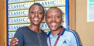 Akothee and Maina Kageni