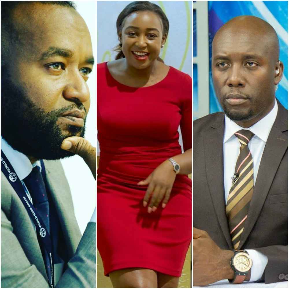Joho, Betty and Okari