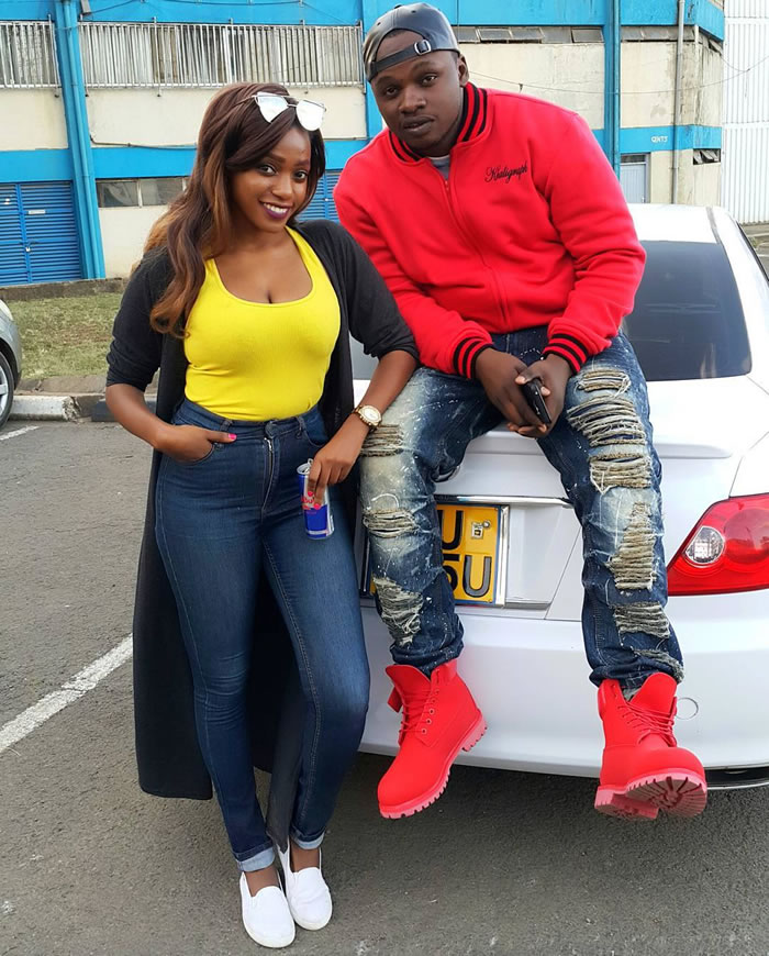Khaligraph Jones and Cashy