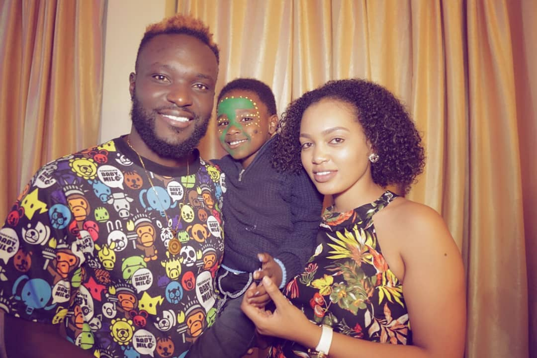 Naiboi baby mama 2 - Check out husbands and wives of your favorite celebs (photos)