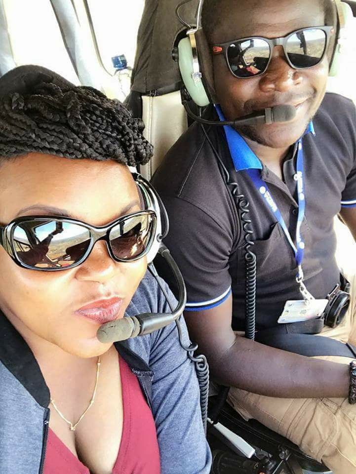 Purity Wangui  - Urembo galore! Meet Kirinyaga Woman Rep Wangui Ngirici's beautiful daughter (Photos)