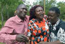Sharon Otieno''s family