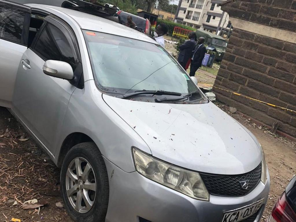 car - Hupati ng'o! DPP's office refuses to release Jacque Maribe's car