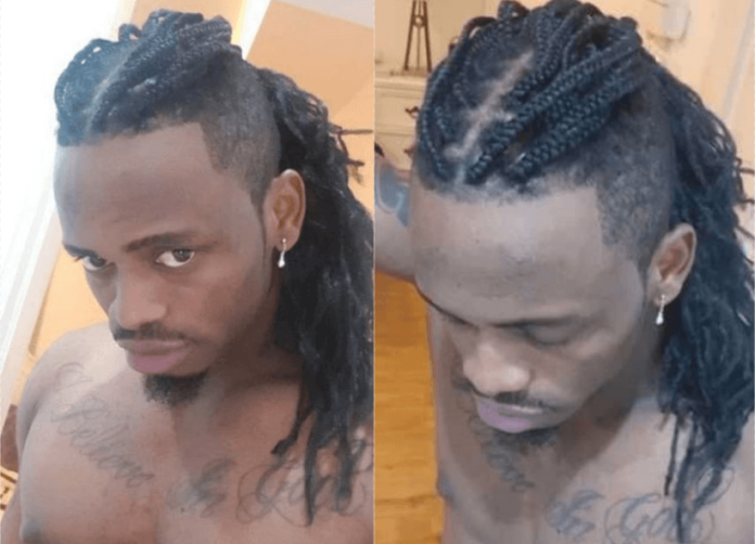 Diamond Platnumz has been making headlines with his latest hairstyle. Abuja braids. The Tanzanian singer has responded to fans' pleas begging him to remove ...