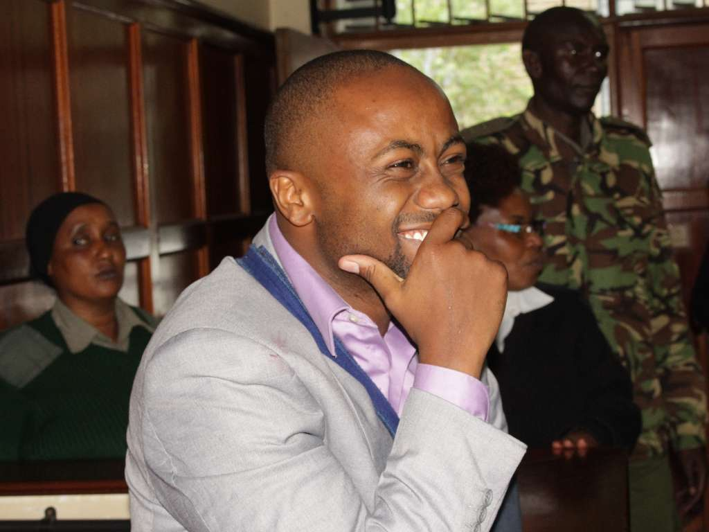 13 10 - From crying, slaying to ignoring each other: All the photos you did not see from Jacque Maribe and Jowie's court hearings