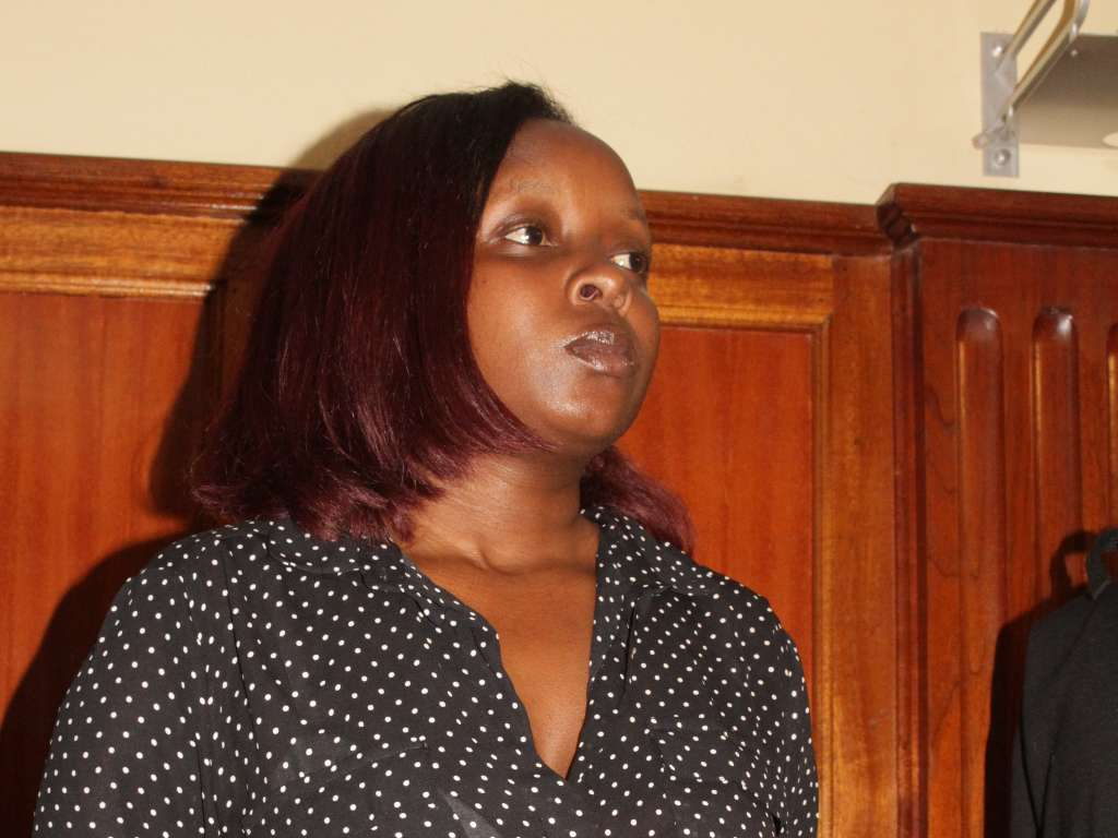 13 11 - From crying, slaying to ignoring each other: All the photos you did not see from Jacque Maribe and Jowie's court hearings