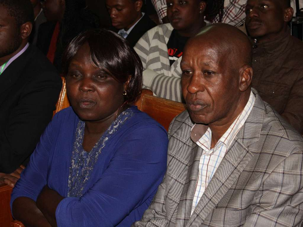 Jacque Maribe's parents