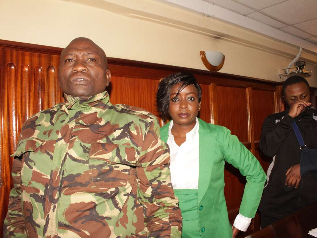 13 8 - From crying, slaying to ignoring each other: All the photos you did not see from Jacque Maribe and Jowie's court hearings