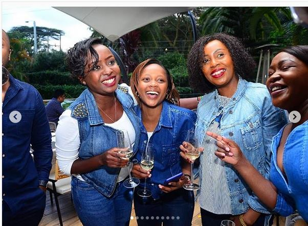 Jacque Maribe and Friends