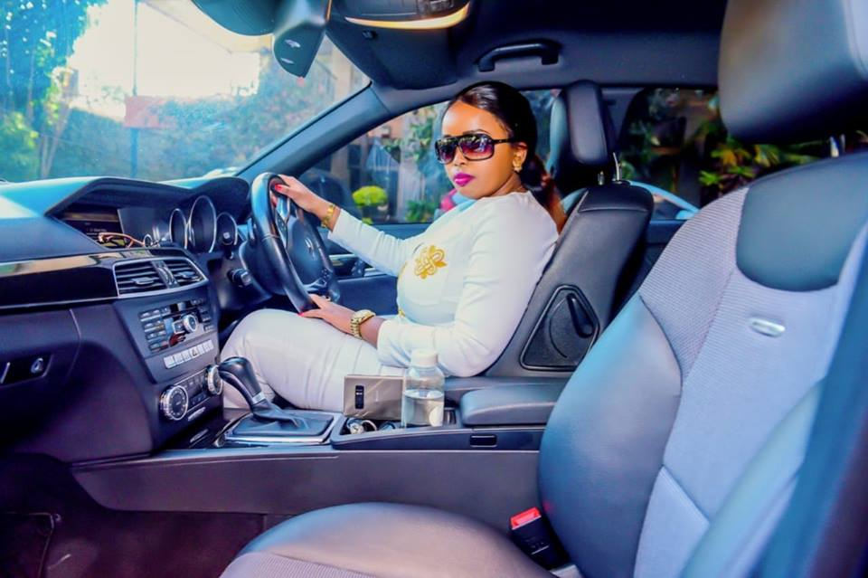 "43500067 2213327972282838 1699047293740646400 n - Rolling like a queen! Check out photos of Rev Lucy Natasha's expensive ""Oracle 7"" Mercedes Benz"