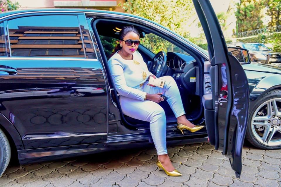 "43527221 2213326768949625 7777544427064524800 n - Rolling like a queen! Check out photos of Rev Lucy Natasha's expensive ""Oracle 7"" Mercedes Benz"