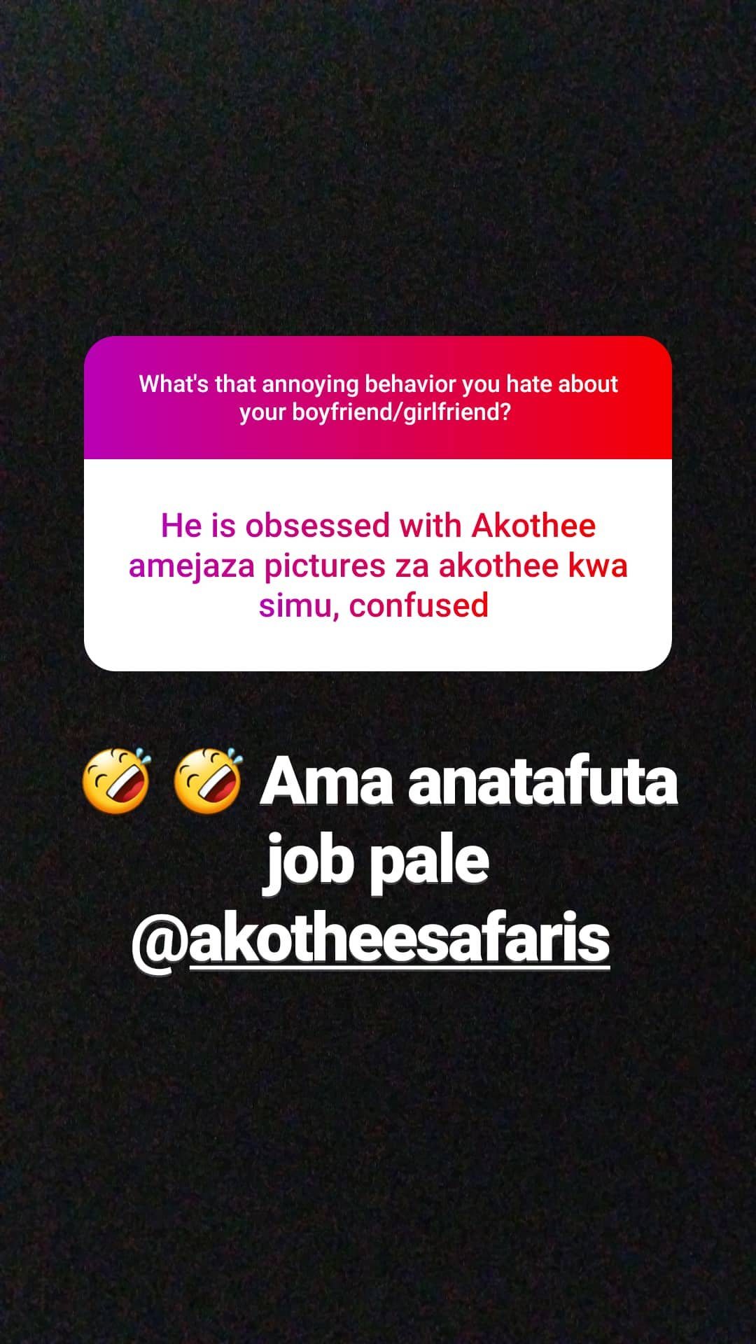 43638134 278463899463921 7270135838192977782 n - Kenyans narrate most annoying behaviours they hate about their spouses